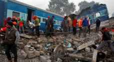 23 قتيلاً على الأقل بانحراف قطار في الهند