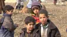 البرد يقتل 27 طفلا أفغانيا