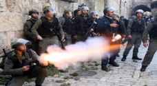 اصابة 3 شبان برصاص الاحتلال في مخيم جنين