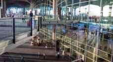 مطار الملكة علياء الدولي يسجل أعلى حركة مسافرين في تاريخه