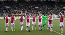 فينورد وأياكس ينتصران في الدوري الهولندي