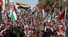 ولي العهد: تحية اعتزاز وفخر بالمحاربين القدامى والمتقاعدين العسكريين
