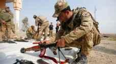 سلاح الجو العراقي يلقي منشورات تحذيرية غربي الموصل