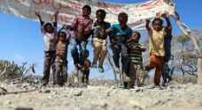 1.4 مليون طفل مهددون بالموت جوعاً في 4 بلدان