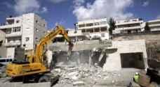 الاحتلال يهدم 42 منزلًا في القدس المحتلة منذ مطلع العام الحالي