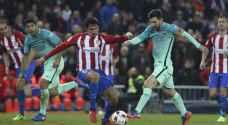 ميسي يملك رقم تهديفي مرعب أمام أتلتيكو مدريد