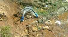 تحديث شبكات مياه في جرش بـ 290 ألف دينار