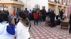 استمرار نزوح الأقباط من سيناء لليوم الرابع
