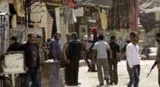 نزوح عائلات فلسطينية من مخيم عين الحلوة بسبب الاشتباكات