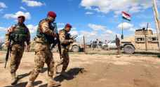 القوات العراقية تقترب من المجمع الحكومي في الموصل