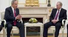 نتنياهو لبوتين: وجود إيران في سوريا يعرقل اتفاق سلام