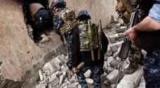 العشرات من داعش يستسلمون مع تقدم القوات العراقية في الموصل