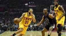 NBA .. كليبرز يستغل غياب النجوم ويسحق كافالييرز