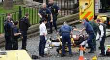 بالصور .. قتلى وجرحى بهجوم على البرلمان البريطاني