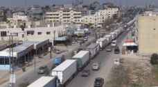 وزير النقل يشكو لنظيره السعودي تبعات قرار 'رسوم الشاحنات'