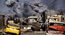 البنتاغون ينشر تسجيلا لمسلحي 'داعش' يحتمون بمدنيين في الموصل