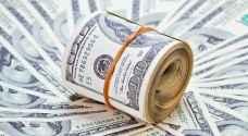 الدولار ينخفض بسبب صاروخ سقط في البحر