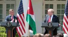 الملك يكتب على 'تويتر': سررت بلقاء الرئيس الأمريكي