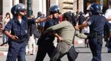 اشتباكات عنيفة في المغرب بين الشرطة وطلاب