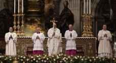 بالصور.. المسيحيون يحتفلون بعيد الفصح
