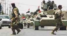 القوات العراقية تسيطر على حي الثورة بالموصل