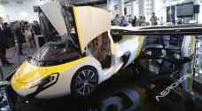 سيارة طائرة تطرح للبيع في فرنسا