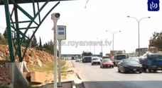 شاهد بالفيديو.. أماكن كاميرات مراقبة السرعة الجديدة في عمان