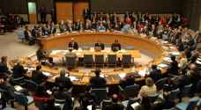 مشروع قرار امام مجلس الامن حول المناطق الأمنة في سوريا