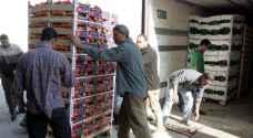 الغذاء والدواء: شحنة الخضار  الأردنية المصدرة للإمارات صالحة للاستهلاك