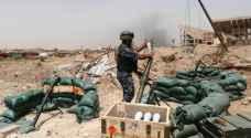الموصل.. القوات العراقية تستعيد ١٠ قرى من داعش الارهابي