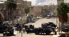 التحالف الدولي يعلن استسلام داعش في الموصل