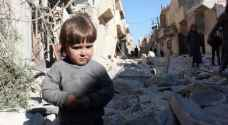 الكوارث والنزاعات تؤثر على ٥٣٥ مليون طفل في العالم