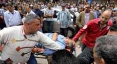 المومني عن هجوم استهدف أقباط مصر: وحشي ودنيء