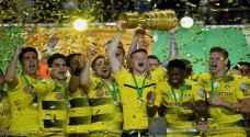 بوروسيا دورتموند يتوّج بلقب كأس ألمانيا للمرة الرابعة