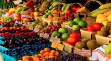 إنخفاض أسعار الخضار والفواكة في اليوم الثاني من رمضان