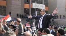 محاكمة محام مصري يطمح لرئاسة بلاده