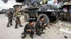 الفلبين تعلن مقتل ١٠ من جنودها بنيران صديقة