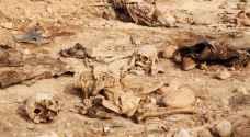 العثور على مقبرة جماعية تحوي ٦٠ جثة معظمهم من النساء في الموصل