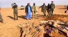 العثور على جثث ٤٤ مهاجرا بينهم أطفال بصحراء النيجر