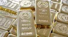 الذهب يتراجع مع صعود الأسهم