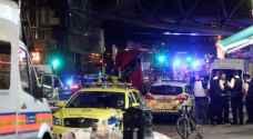 الشرطة البريطانية تعتبر اعتداءات لندن 'ارهابية'