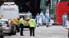 ٢١ حالة حرجة بين مصابي لندن
