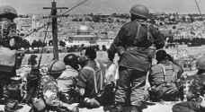 الفلسطينيون متمسكون بالنضال في الذكرى الـ ٥٠ للنكسة