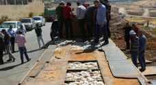 بالصور .. إحباط أكبر عملية تهريب مخدرات في الأردن