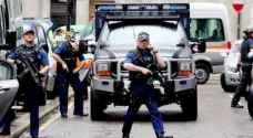 الشرطة البريطانية تقوم بتفجير قرب سفارة أمريكا