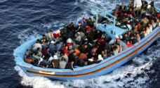 إنقاذ أكثر من ٩٠٠ مهاجر في البحر المتوسط