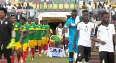 تصفيات أمم أفريقيا ٢٠١٩: غانا تسحق إثيوبيا بخماسية