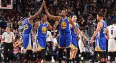 وارويرز يحسم السلسلة مع كافالييرز ويتوج بطلاُ للـ NBA