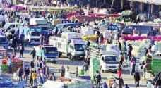السوق المركزي يحدد دوامه خلال العيد
