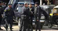 مقتل ٧ ارهابيين باشتباك مع قوات الأمن المصري